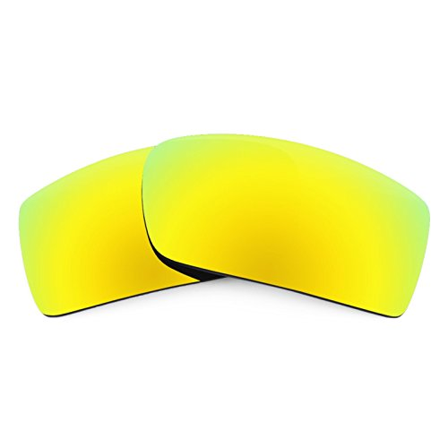 Revant Polarized Replacement Lenses for VonZipper Fulton Bolt Gold MirrorShield