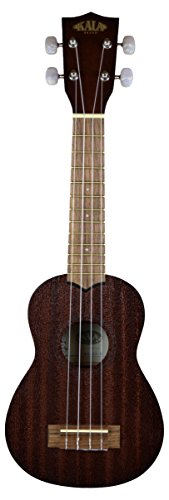 Kala Mahogany KAA-15S Soprano Ukulele (Limited Edition Soprano) by Kala