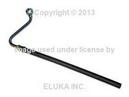 BMW OEM Power Steering Hose - Steering Rack to Fluid Container E30 318i 318is 325e 325i (Rack E30)
