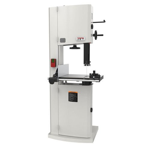 JET JWBS-15 1.75 hp Bandsaw (Jet Band Saw Fence)