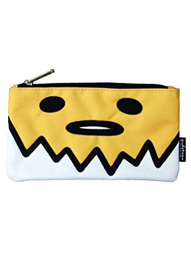 Loungefly Character Pencil Case Cosmetic Bag (Gudetama Egg) -