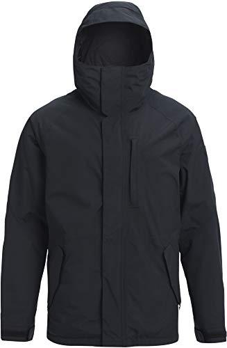 Burton Men's Gore-Tex Radial Jacket, True Black, X-Large