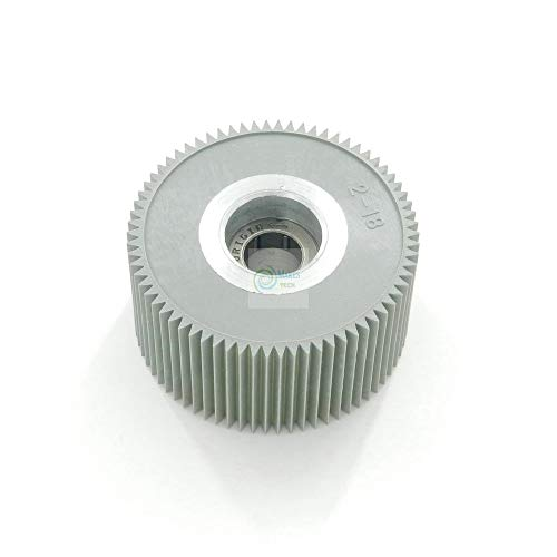 Printer Parts Feed Roller with Hub 003-26306 for Riso GR/TR/RN/CR/RP/RV/FR/CV/RZ,Duplicator Spare Parts