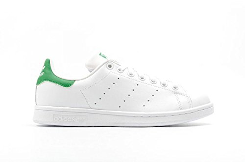 ADIDAS STAN SMITH SNEAKERS BIANCO VERDE M20324-2 - 40-2-3, BIANCO