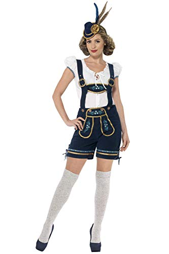 Smiffys Deluxe Traditional  Bavarian Costume]()