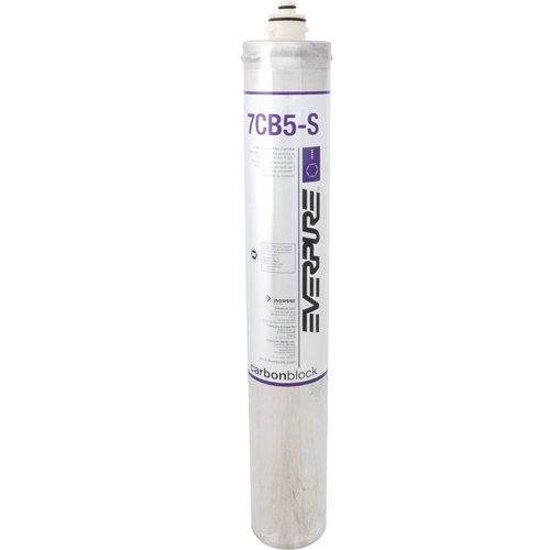 EVERPURE InsurIce 7CB5-S Water Filtration Cartridge For Ice Machine 9618-21 by Everpure (Image #1)