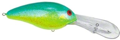Norman Lures Professional Edge DD22 - Chart/Blue