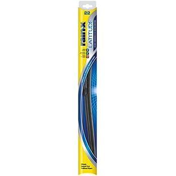 """Rain-X 5079279-1 Latitude Wiper Blade - 22"""" (Pack of 1)"""