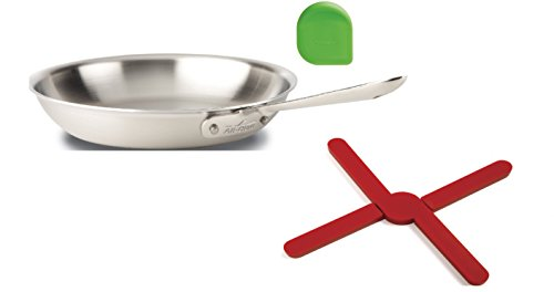 All Clad BD55112 Brushed Stainless Cookware