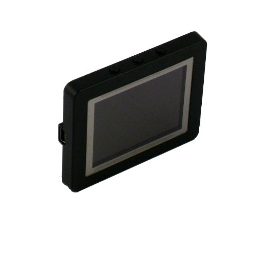 TYPE S 12 Volt Digital Photo Frame- 2.4
