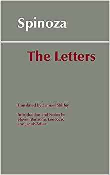 an analysis of spinoza s in the emendation of the intellect Thus levinas's interpretation is deployed in two directions: (a) toward a dialogue   treatise on the emendation of the intellect, and selected letters, trans s.