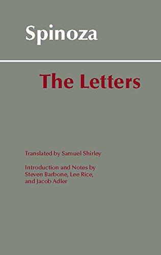 Spinoza: The Letters (Hackett Classics)
