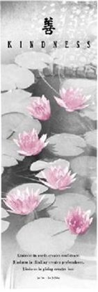 Lao Tzu Kindness Taoist Motivational Nature Poster