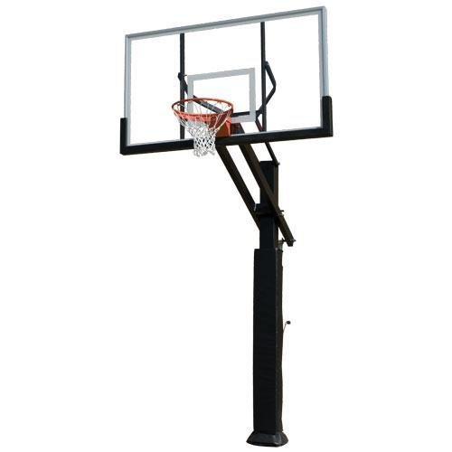 Grizzly Adjustable Basketball System - 3