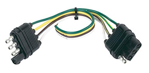 Hopkins 48145 4 Wire Flat Extension, 12