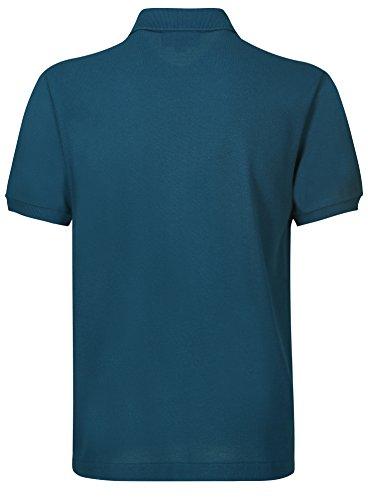Z1g Lacoste Hombre Polo Azul Para raffia BTSBXq