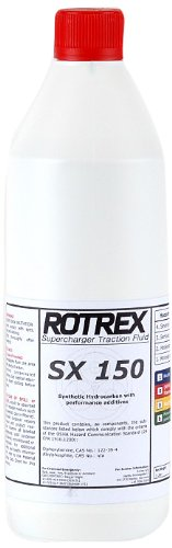Rotrex (R50-S150-OIL) SX150 Traction Fluid - 1 Liter by Rotrex
