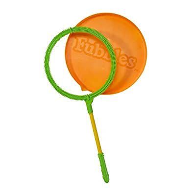 Little Kids Super Fubbles Bubble Wand (Colors May Vary): Industrial & Scientific