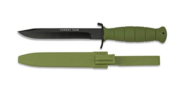 Albainox - 32085 - Cuchillo ALBAINOX Coleccion Verde f. ABS ...