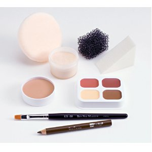Amazon.com   Theatrical Makeup Kits - Fair  Light PK-1   Foundation Makeup    Beauty 2f95679b6ffeb