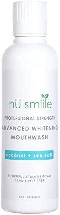 Smiile Whitening Coconut Seasalt Ingredients product image