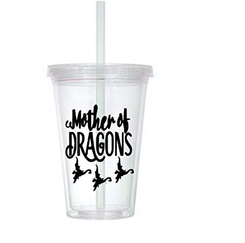 Mother of Dragons Game of Thrones Tumbler Cup