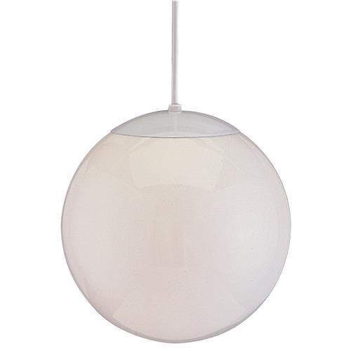 Monument Globe Pendant Ceiling Fixture, Maximum One 100 W...