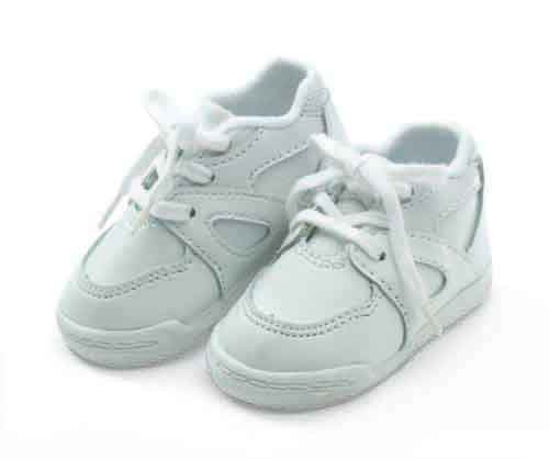 My Twinn Doll's White Athletic Shoes My Twinn Doll Shoes