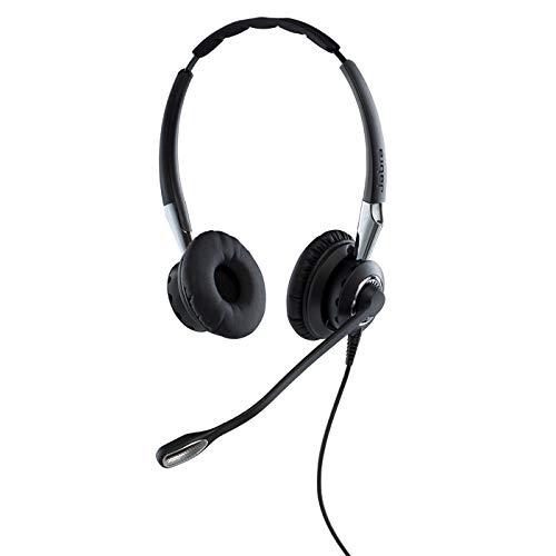 Jabra 2400 II Duo USB MS BT Bluetooth Headset – Black