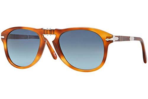Persol Steve McQueen Polarized 714SM - 96/S3 Sunglasses 54mm (Persol Steve Mcqueen 714 Sm Special Edition)