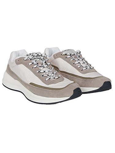 Baskets Apc Polyester Psabzh56049blanc Homme Blanc 77Bx4PI