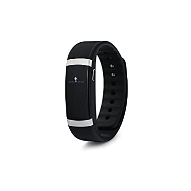 InBody BAND - Wearable Body Composition Analyzer: Activity, Heart Rate and Sleep Tracker - Retail Packaging - Midnight Black/Medium