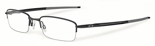Oakley Rhinochaser Mens Active RX Prescription Frame - Satin Black  Size 52-18-143