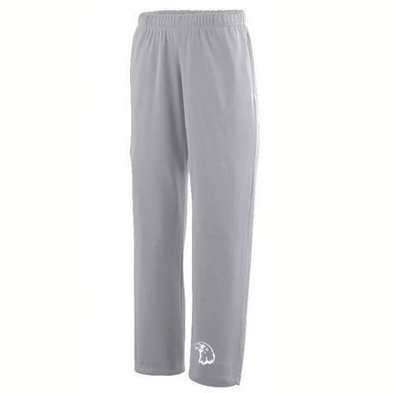 Augusta Sportswear Wicking Fleece Sweatpants - Youth from Athletic Grey