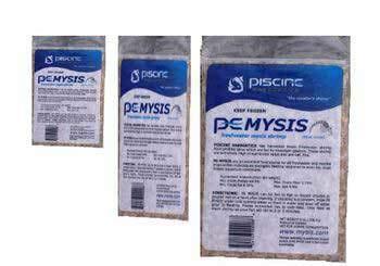 Piscene Energetics Frozen APE00040 Flat Pack Freshwater Mysis Shrimp Fish Food, 40-Ounce by Piscene Energetics Frozen