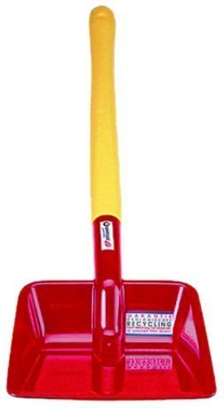 Spielstabil Heavy Duty Flat Shovel for Snow and Sand (Made in Germany) by Spielstabil
