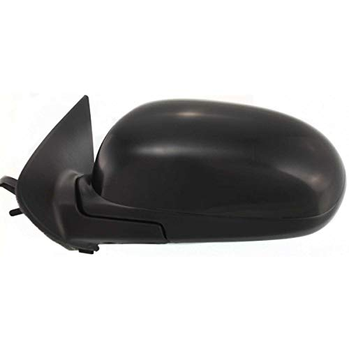 New Left Driver Side Power Mirror For 2000-2003 Nissan Maxima Manual Folding, Heated, Paint To Match NI1320135 963023Y101