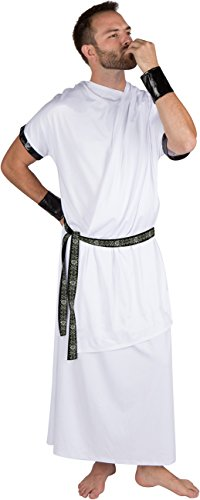 Capital Costumes Men's Grecian Toga Costume by Allures & Illusions, X-Large - http://coolthings.us