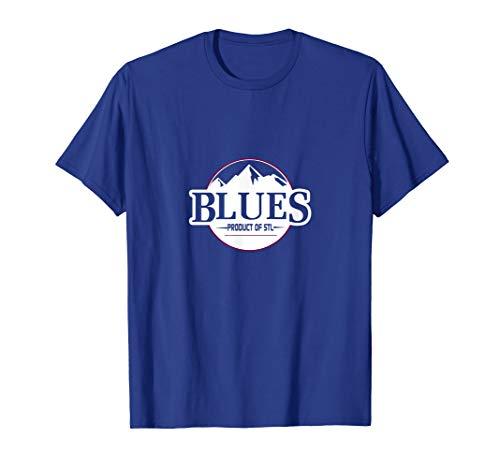 Mountain Blues Tshirt Homegrown St Louis
