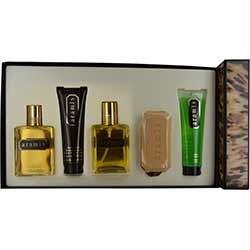 Aramis By Aramis Edt Spray 3.7 Oz & Aftershave 4.1 Oz & Aftershave Moisture Balm 3.4 Oz & Body Shampoo 3.4 Oz & Soap 5.7 Oz