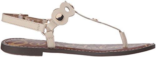 Sam Edelman Women's Gilly Flat Sandal Modern Ivory ChAcx