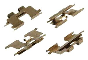Raybestos H15864A Professional Grade Disc Brake Caliper Hardware Kit