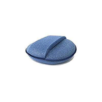 "Optimum (23155) Foam Applicator Pad w/Strap, Blue, 4.5"": Automotive"