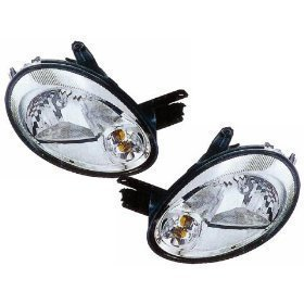 03 dodge neon headlights assembly - 6