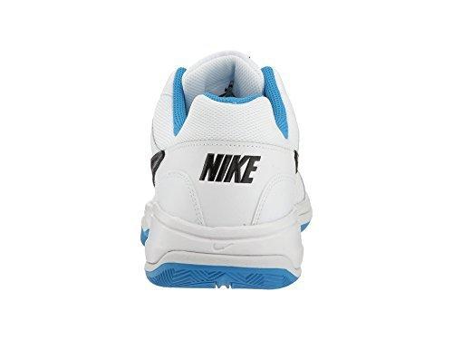 Nike - Zapatillas de tenis de Piel para hombre 104 White Black