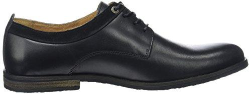 Kickers Men's Flaveston Derbys, Beige Black (Noir 8)
