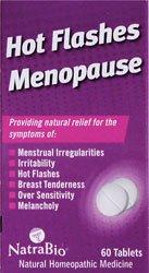 60 Tabs Bio Natra (Hot Flashes/Menopause 60 TAB)