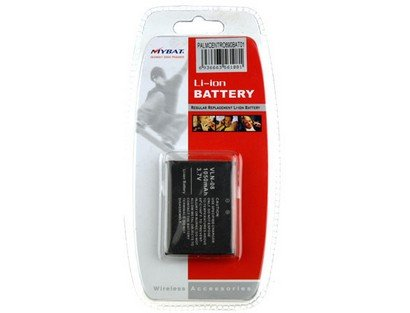 Authentic Mybat 1050mAh Li-Ion Standard Replacement Battery for Palm Centro / Treo 800w [Retail Packaging]