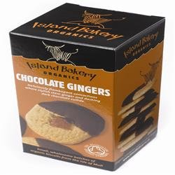 Island Bakery Chocolate Gingers (5.3 ounce)
