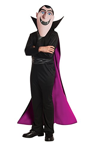 Rubie's Costume Hotel Transylvania 2 Dracula Child Costume, Large -